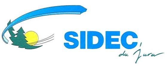Logo SIDEC Jura