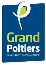 Logo Communauté d'Agglomération du Grand Poitiers
