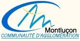 Logo Communauté d'Agglomération de Montluçon