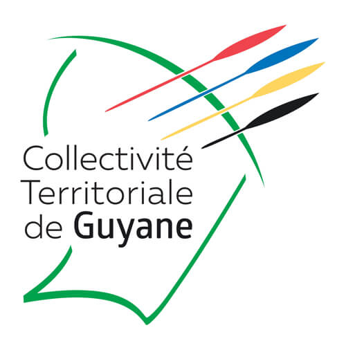 Logo Collectivité Territoriale de Guyane