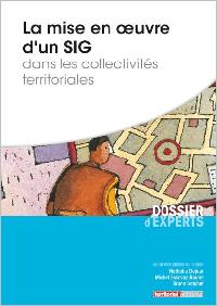 Livre La Mise en euvre d'un SIG dans les collectivités territoriales